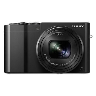 Panasonic Lumix DMC-TZ100 compact camera Zwart