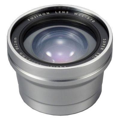 Fujifilm Wide Conversie Lens WCL-X70 Zilver