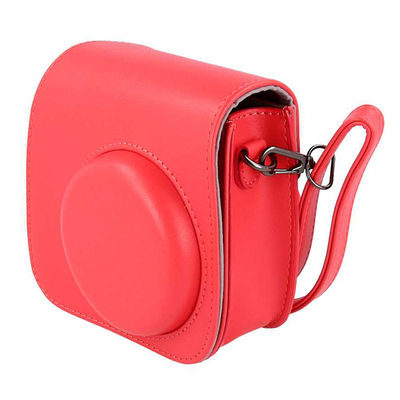 Fujifilm Instax Mini 8 case Raspberry