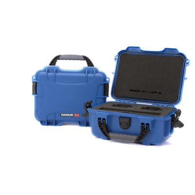 Nanuk Protective Case 904 GoPro koffer Blauw