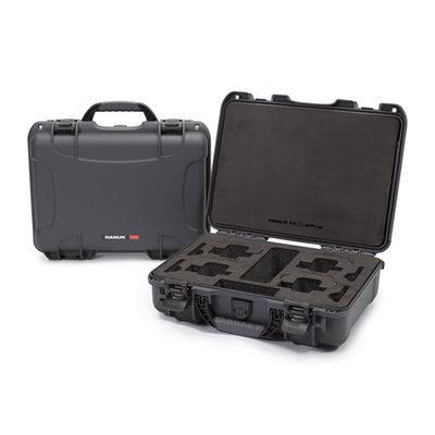 Nanuk Protective Case 910 GoPro koffer Graphite
