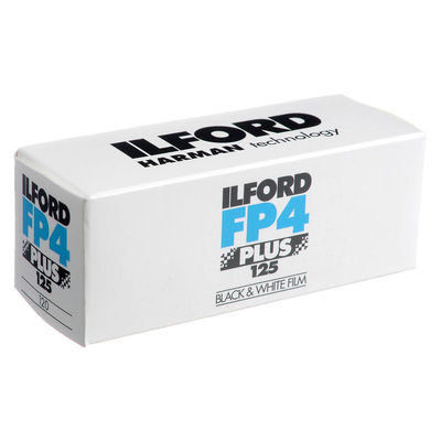 Ilford FP4 Plus 120 1 rol
