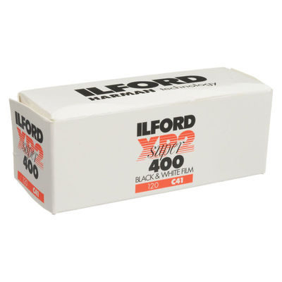 Ilford XP2 Super 120 1 rol