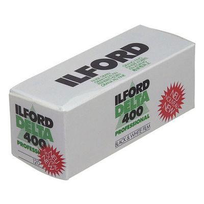 Ilford Delta 400 Professional 120 1 rol