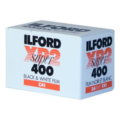 Ilford XP2 Super 135/36