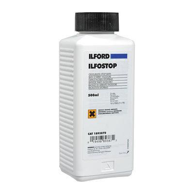 Ilford Ilfostop stopbad 500ml