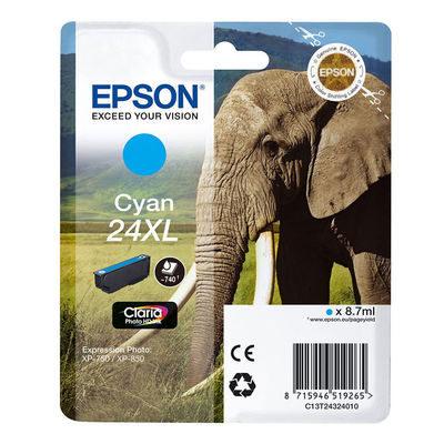 Epson Inktpatroon 24XL - Cyan High Capacity