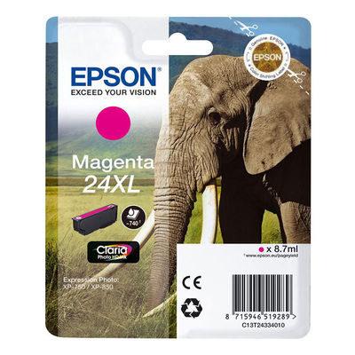 Epson Inktpatroon 24XL - Magenta High Capacity