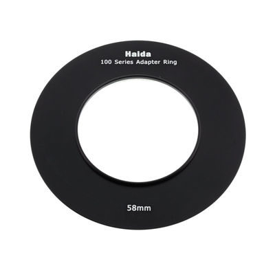 Haida Metal Adapter Ring voor 100 Series Filter Holder 58mm