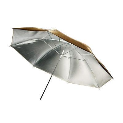 Godox UB-007 Omkeerbare Paraplu Goud/Zilver (84cm)