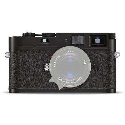 Leica M-A Typ 127 camera Body Zwart
