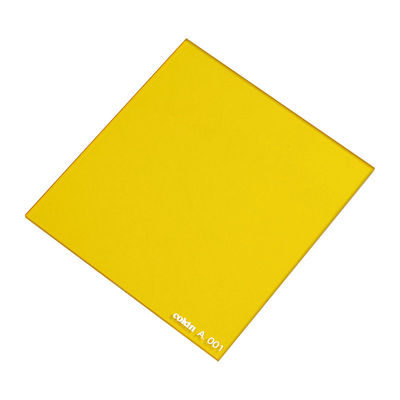 Cokin Filter A001 Yellow