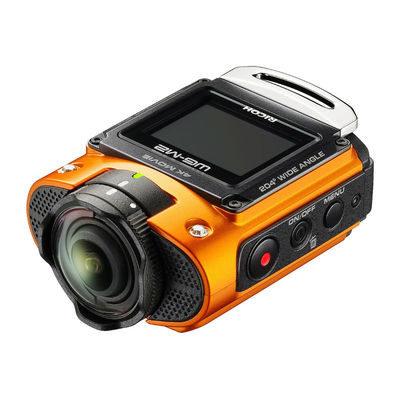 Ricoh WG-M2 action cam Oranje