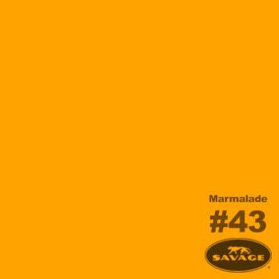 Savage Achtergrondrol Marmalade (nr 43) 1.38m x 11m