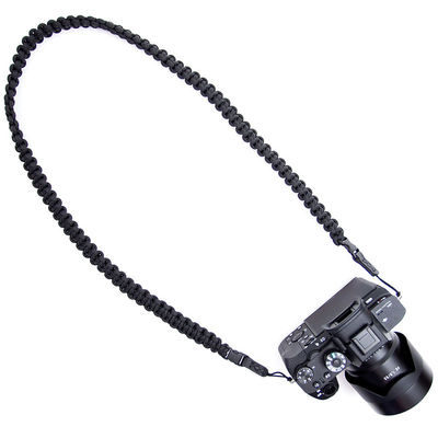 DSPTCH Braided Camera Sling Black Large