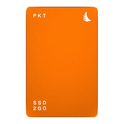 Angelbird SSD2go PKT schijf 256GB Orange