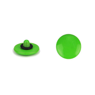 JJC Soft Release Button 10mm Groen