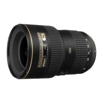 Nikon AF-S 16-35mm f/4.0G VR ED objectief