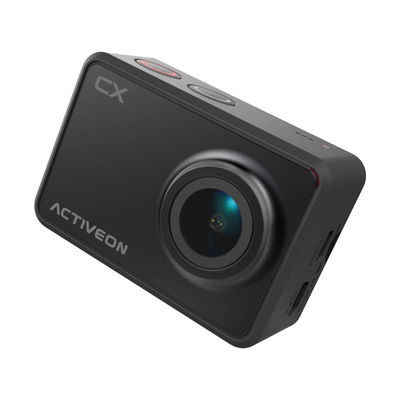 Activeon CX Black Action Cam Winterpack