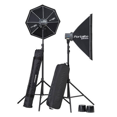 Elinchrom D-LITE RX ONE To Go Softbox Set 2.0