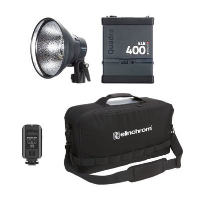 Elinchrom ELB 400 Action To Go Set 2.0