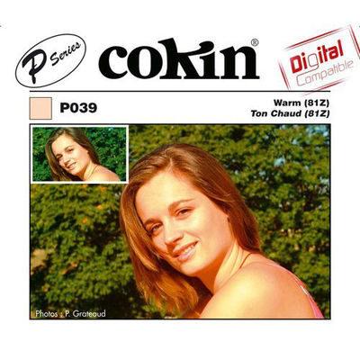 Cokin Filter P039 Warm 81Z