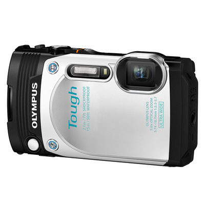 Olympus Tough TG-870 compact camera Wit