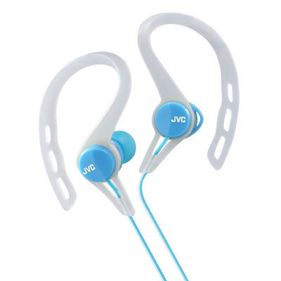 JVC HA-ECX20 In-Ear koptelefoon Blauw
