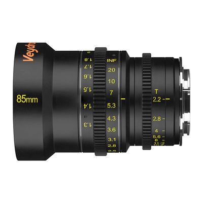 Veydra Mini Prime 85mm T2.2 Sony E objectief
