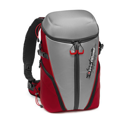 Manfrotto Off Road Stunt Backpack Red/Grey