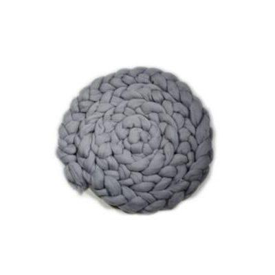 Click Props Mohair Wol Nest Grijs MWNG 300 x 6cm