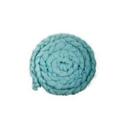 Click Props Mohair Wol Nest Groenblauw MWNT 300 x 6cm