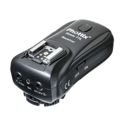 Phottix Strato TTL Flash Trigger Receiver voor Nikon