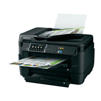 Epson WorkForce WF-7620DTWF printer