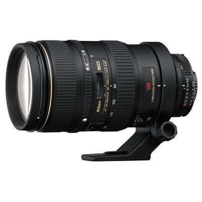 Nikon AF 80-400mm f/4.5-5.6D VR ED objectief - Occasion