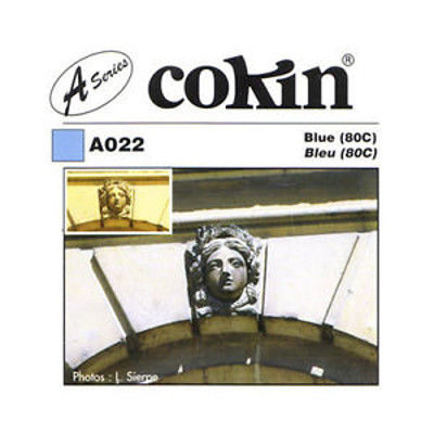 Cokin Filter A022 Blue (80C)