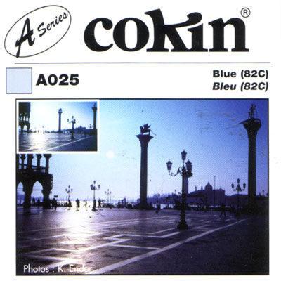 Cokin Filter A025 Blue (82C)