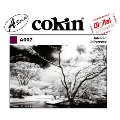 Cokin Filter A007 Infrared 720 (89B)
