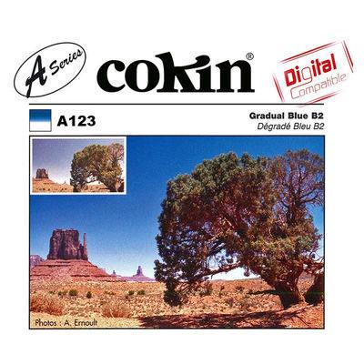 Cokin Filter A123 Gradual Blue B2