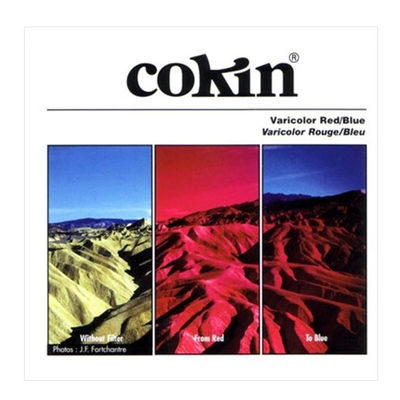 Cokin Filter A171 Varicolor Red/Blue