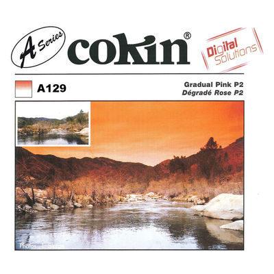 Cokin Filter A129 Gradual Pink P2