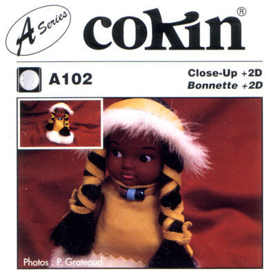 Cokin Filter A102 Close-up +2
