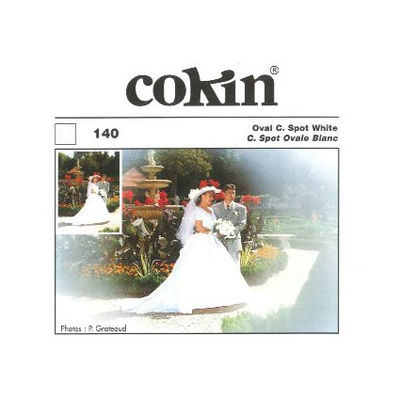 Cokin Filter A140 Oval Center Spot White