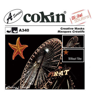 Cokin Filter A340 Creative Mask
