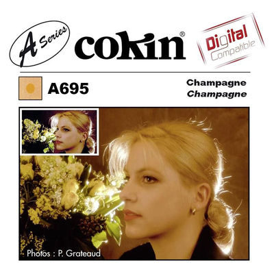 Cokin Filter A695 Champagne