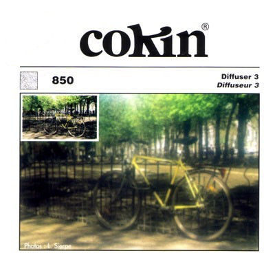 Cokin Filter A850 Diffuser 3