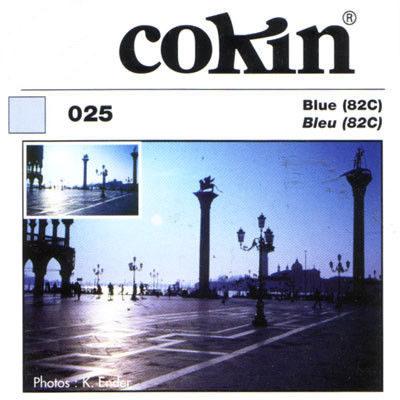 Cokin Filter P025 Blue (82C)