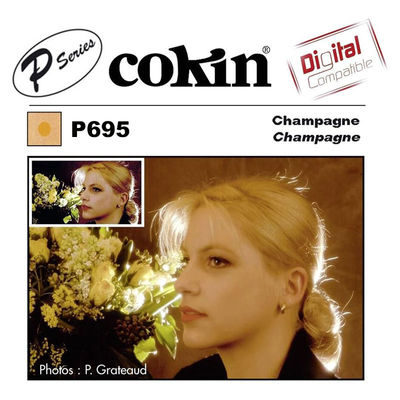 Cokin Filter P695 Champagne