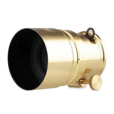 Lomography New Petzval 58 Bokeh Control Art Canon EF objectief Brass