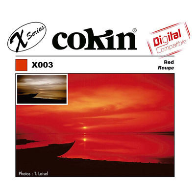 Cokin Filter X003 Red